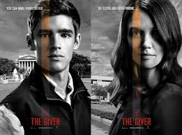 ya news roundup the giver character posters are really cool