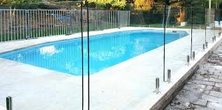 pool fence cost pool fencing 4 glass fencing pool fencing cost per foot pool fencing cost