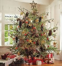 Beautiful Pottery Barn Christmas Decoration Ideas : Artistic Living Room  Design With Outstanding Christmas Tree And