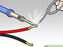 how to make rca cables 11 steps (with pictures) wikihow Speaker Wire To Rca Cable image titled make rca cables step 5bullet1 speaker wire to rca cable adapter