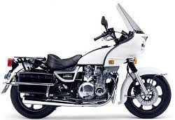 kz1000p police special kawasaki kz1000 police special