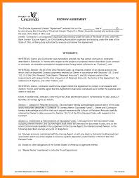 Template Of A Contract Between Two Parties Contract Agreement Between Two Parties 11 Template For Agreement