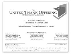 Giving Thanks A New Opportunity To Create Beloved Community Centers