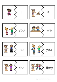 Personal pronouns | Activities, Songs and English