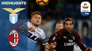 Lazio 1-1 Milan | Correa's Late Goal Denies Milan Win