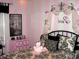 Parisian Bedroom Paris Themed Bedroom For Girl