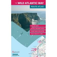 Fife Coastal Path Distance Chart The Wild Atlantic Way Route Map