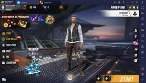 garena free fire on pc free fire in