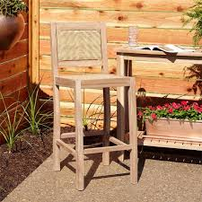 wood patio bar set. Iron Patio Bar Set Outdoor And Stools Height Swivel Wood L