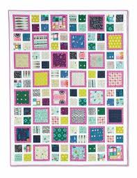 126 best Quilt Kits images on Pinterest | Quilt patterns, Artist ... & Lots of Boxes Quilt Kit: The kit for this easy quilt design features fun  prints Adamdwight.com