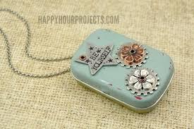 10 cool diy locket necklaces