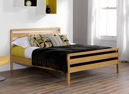Single Bedroom Furniture Earlswood Solid Ash Wooden Bed Frame Dreams