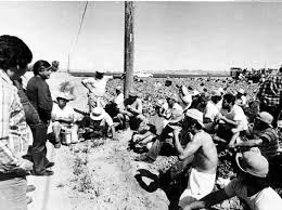 memories of a former migrant worker the picture show npr chavez talks farmworkers late 1970s