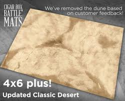 We will feature lots of new designs and stretch goals! Home Cigar Box Battle Store
