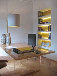 modern office wallpaper google. strip lighting in bookcase adds mood and task light the office space modern wallpaper google v