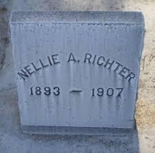 Nellie A Richter (1893-1907) - Find A Grave Memorial