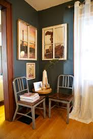 teal dining rooms. My Little House: Dark Teal Dining Room With Postcard Wall Rooms O
