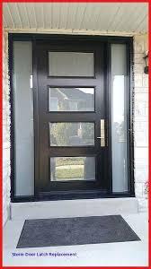 door latch replacement oven door gasket antique best storm door latch replacement concept sliding patio door