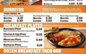 nutritional value taco cabana menu nutrition ftempo hot trending now