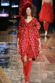 Galliano Italian Designer Christian Dior Spring 2005 Couture Fashion Show Couture