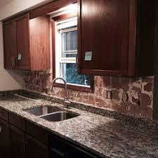 photo of alpha granite wakefield ma united states finished installation