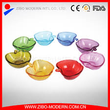 china cute apple shape colored glass plates glass dessert plate whole glass dessert plate china glass plates colored glass plates