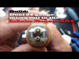 24 Gauge Kanthal Build Chart The Vaping Daily Ultimate Guide To Vape Wires And Vape Coils