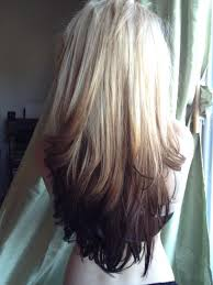 hair color ideas for blondes 2015. reverse ombre - straight long hairstyle color ideas 2015 ombre. ash-blonde hair colour for blondes u