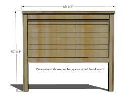 interior pretty how to make headboard for queen bed 4 1420691713971 make headboard for queen bed