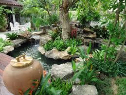 Small Picture Features in your Thai Garden Thai Garden Design The Thai
