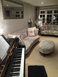 Living Room Sitting Chairs Living Room Lounge Music Room Sitting Room Grey And Purple