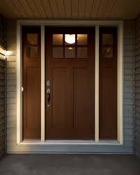 craftsman style front doorsCraftsman Style Front Door  McAllister  Wayne Homes  Flickr