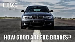 How Good Are Ebc Brakes Comparison Test