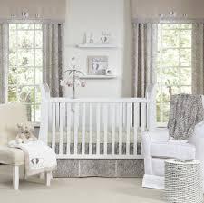 nursery decorating lovely grey with boy nursery idea involving grey crib modern baby nursery