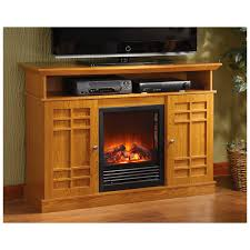 castlecreek media stand electric fireplace 227155 fireplaces at