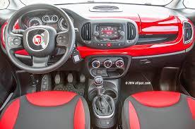 fiat 500l interior automatic. interior fiat 500l automatic