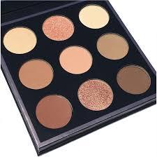makeup geek in the eyeshadow palette calibeaute