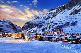 most beautiful ski resorts in europe