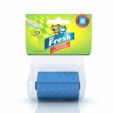 <b>Mr</b>.<b>Fresh Пакеты</b> для Уборки Фекалий (Сменный Рулон) 20шт. в ...