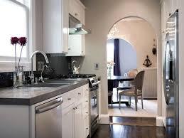 Light Gray Cabinets Kitchen Creative Of Modern Kitchen With Black Appliances Gray Kitchen