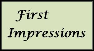 impressions essay essay on the desired effect first impressions