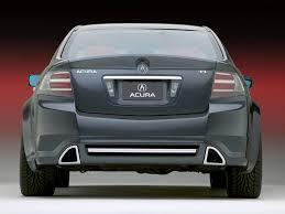 2004 Acura TL A-Spec Concept | Acura | SuperCars.net