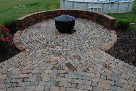 Brick Patio installation Cleveland by Hoehnen Landscaping