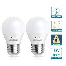 Dusk To Dawn Light Bulbs B Q Buy Motion Sensor Light Bulb 5w Radar Motion Sensor Lights