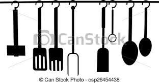 kitchen utensils vector. Vector Of A Set Kitchen Utensils F