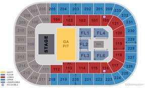 Bi Lo Center Seating Chart Greenville Sc Tickets Chris Stapletons All American Road Show