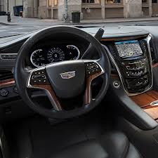 cadillac escalade 2016 interior. 2016 cadillac escalade esv interior steering wheel and instrument panel