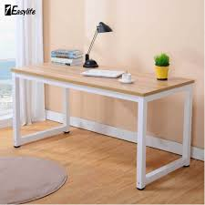 computer tables for office. Modern Walnut Wooden Corner Computer PC Desk Home Office / Study Table Bedroom Tables For M