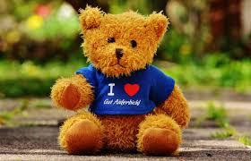 teddy sanctuary good aiderbichl toy teddy bear