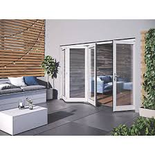 Image Windows Jeldwen Bedgebury Slide Fold Patio Door Set White 2994 2094mm 9762x Thriller Ink Jeldwen Bedgebury Slide Fold Patio Door Set White 2994 2094mm